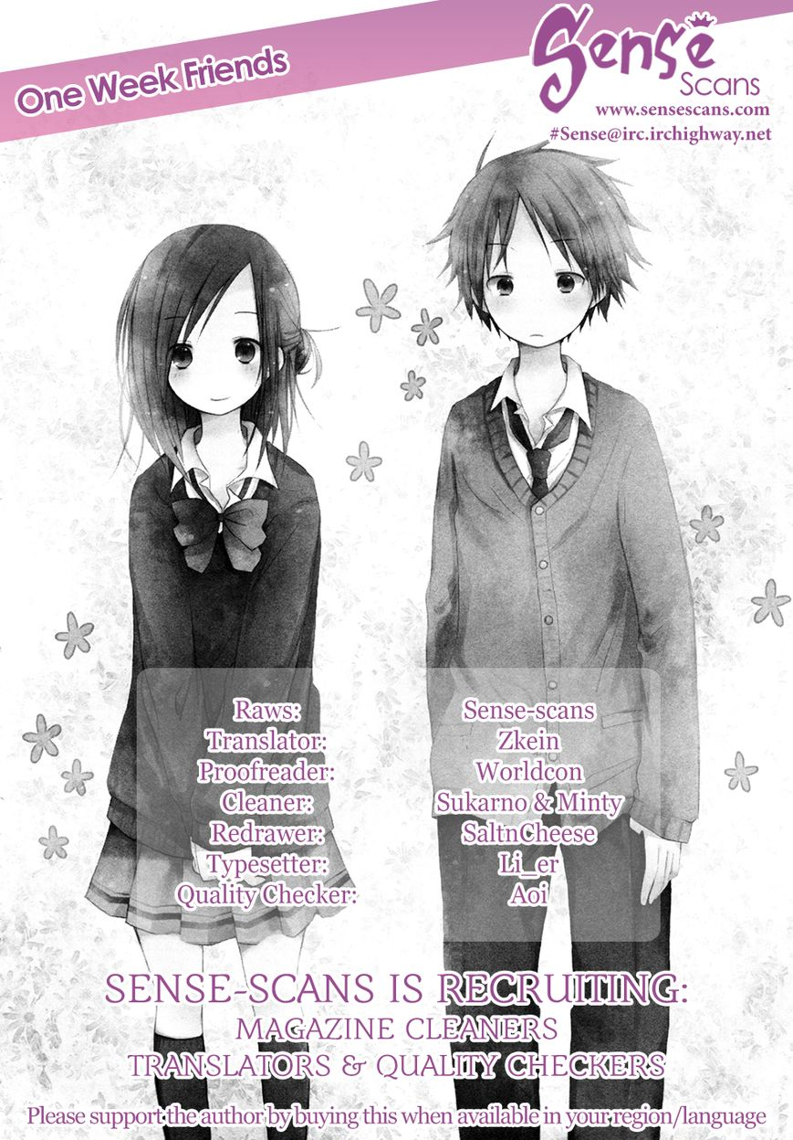 Isshuukan Friends 8 Page 1