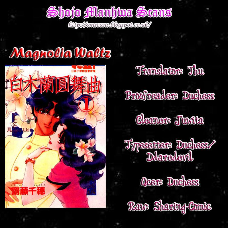 Magnolia Waltz 2 Page 1