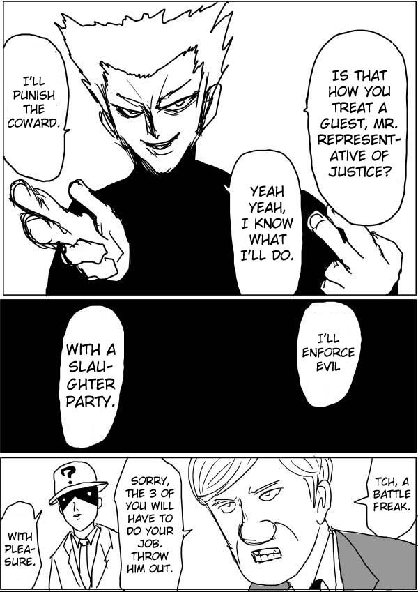 Onepunch-Man (ONE) 46 Page 2