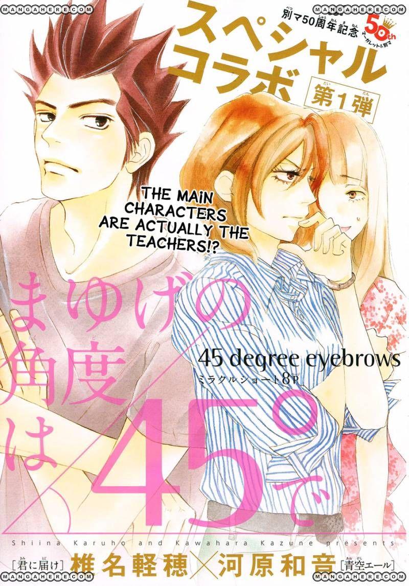 Mayuge no Kakudo wa 45° de 1 Page 2