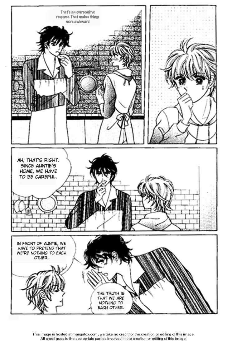 Imitation Love 17 Page 3