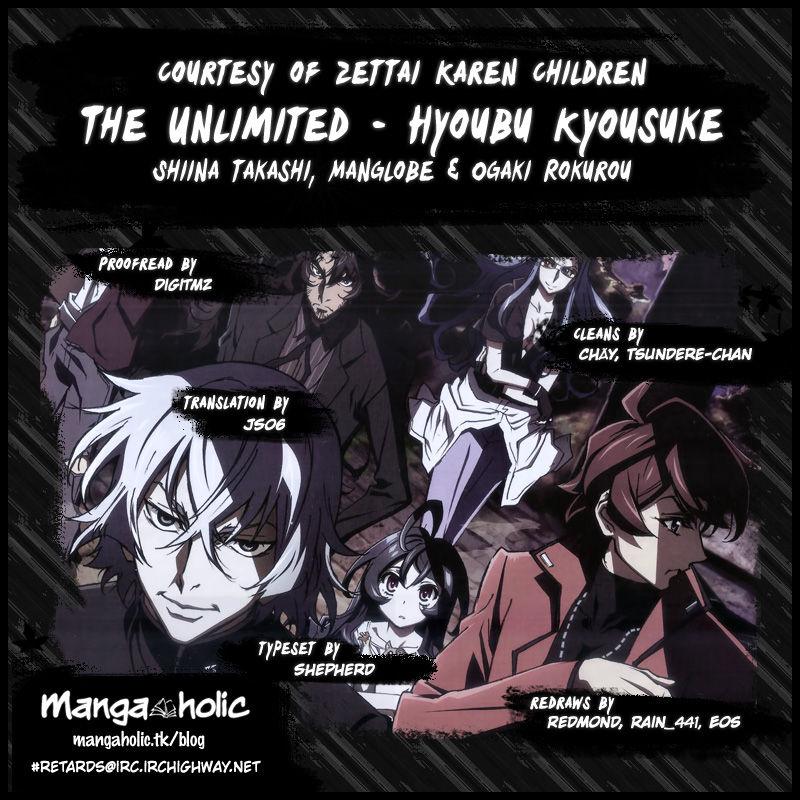 The Unlimited - Hyoubu Kyousuke 2 Page 2