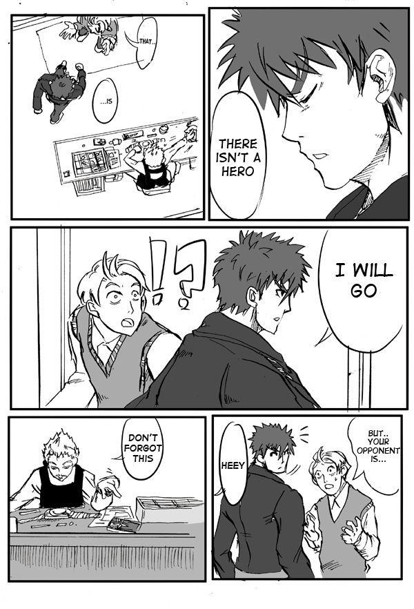 Ore to Hero to Mahou Shoujo 3 Page 2