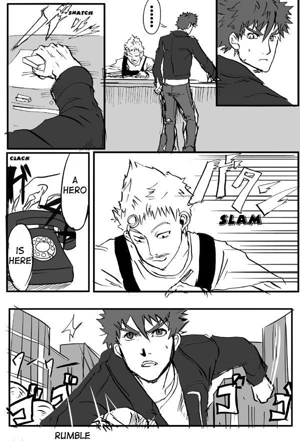 Ore to Hero to Mahou Shoujo 3 Page 3