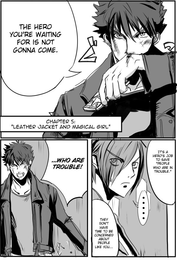Ore to Hero to Mahou Shoujo 5 Page 2