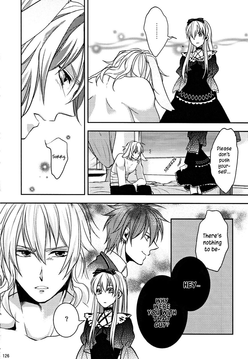 Clover no Kuni no Alice - Sangatsu Usagi no Kakumei 3 Page 2