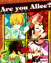 Are You Alice? Anthology