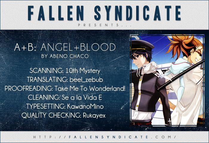 A+B: Angel+Blood 1 Page 1