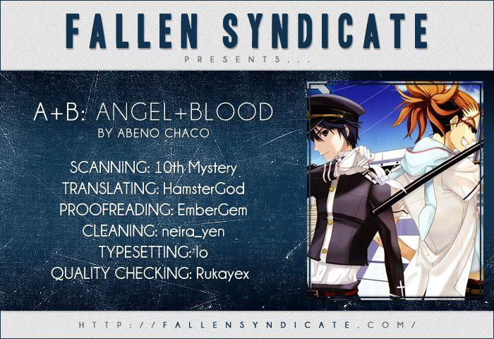 A+B: Angel+Blood 5 Page 1