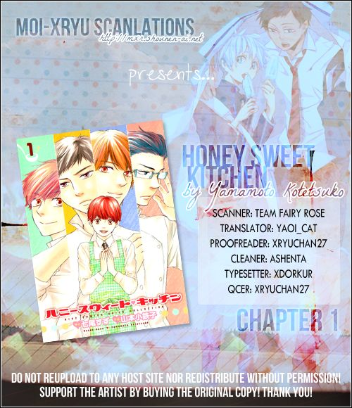 Honey Sweet Kitchen 1 Page 2
