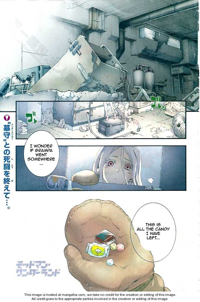 Deadman Wonderland 22 Page 1