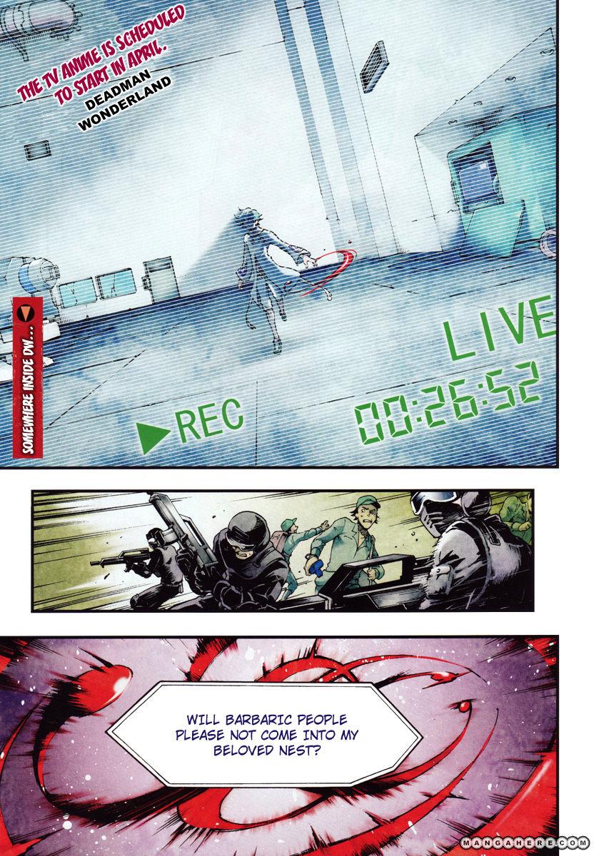 Deadman Wonderland 41 Page 3