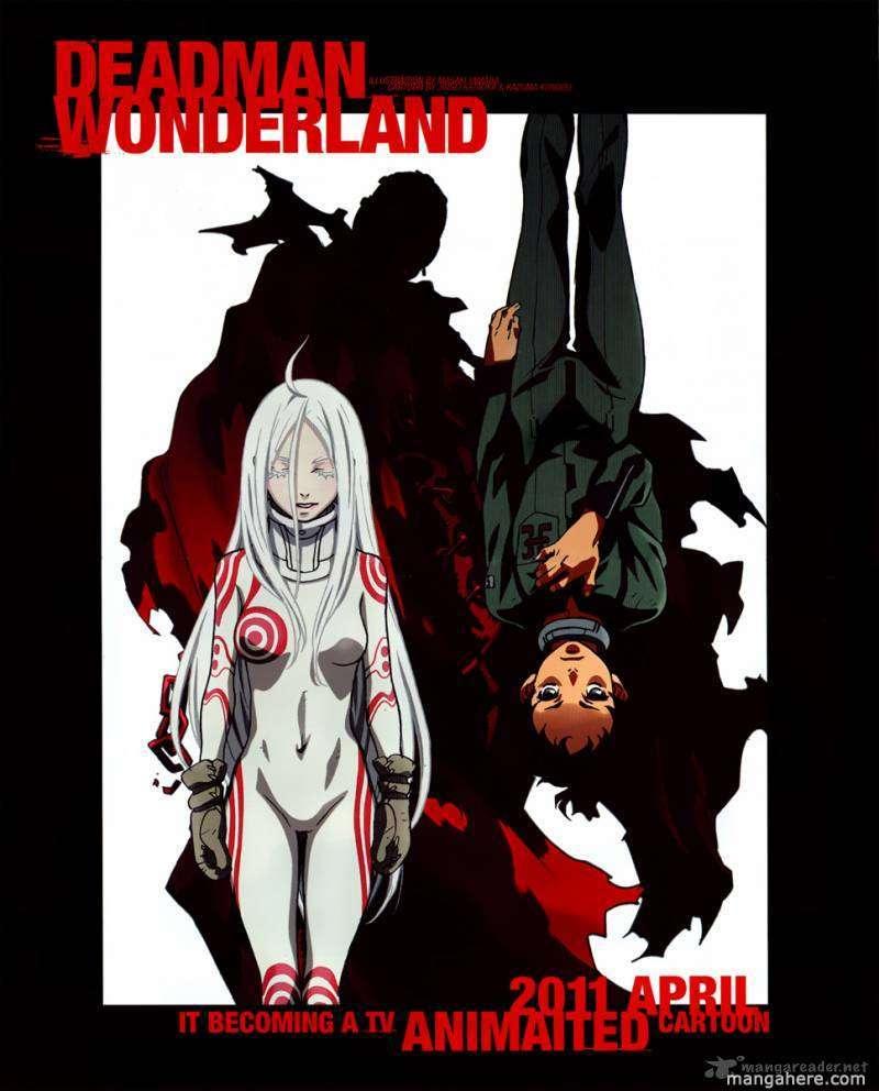 Deadman Wonderland 42 Page 1