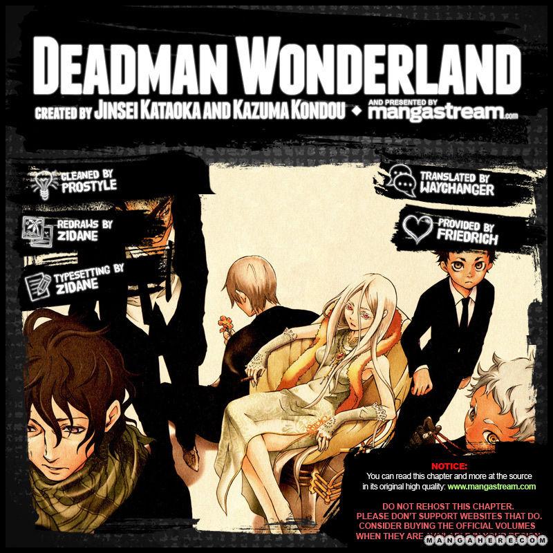 Deadman Wonderland 50 Page 2