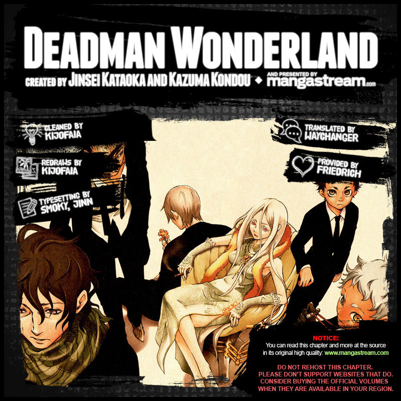 Deadman Wonderland 56.2 Page 2