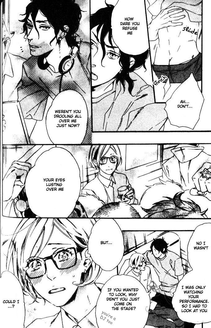Play Zone - Nikushoku Kareshi to Kaikan Tenshi 3 Page 2