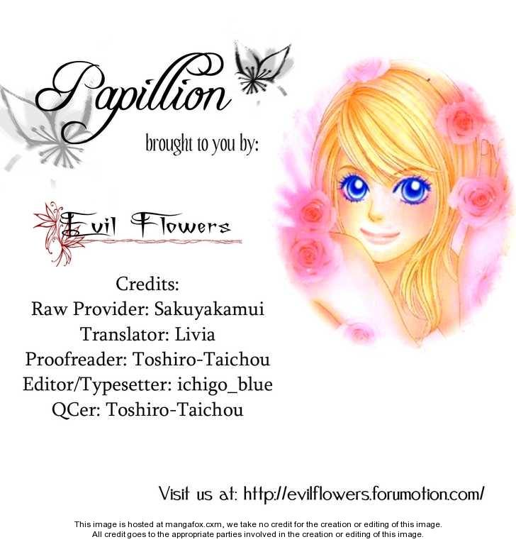 Papillon - Hana to Chou 9 Page 1