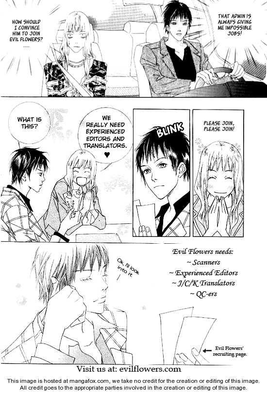 Papillon - Hana to Chou 20 Page 1