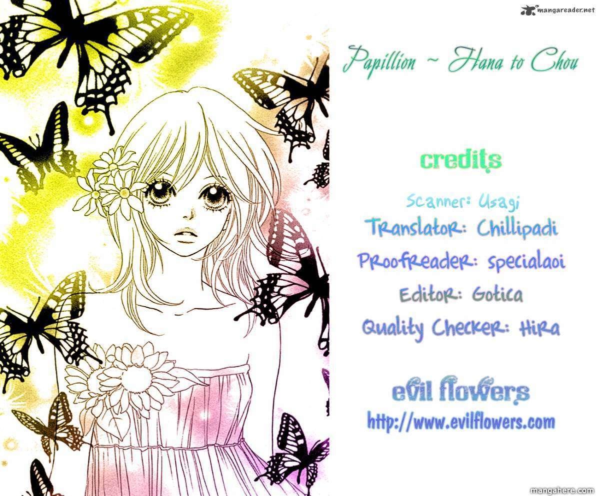 Papillon - Hana to Chou 28 Page 3