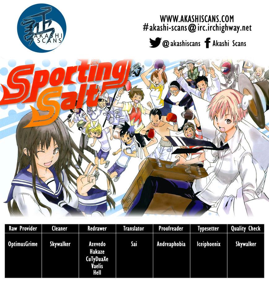 Sporting Salt 1 Page 1