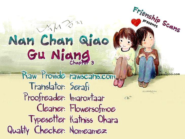 Nan Chan Qiao Gu Niang 3 Page 1
