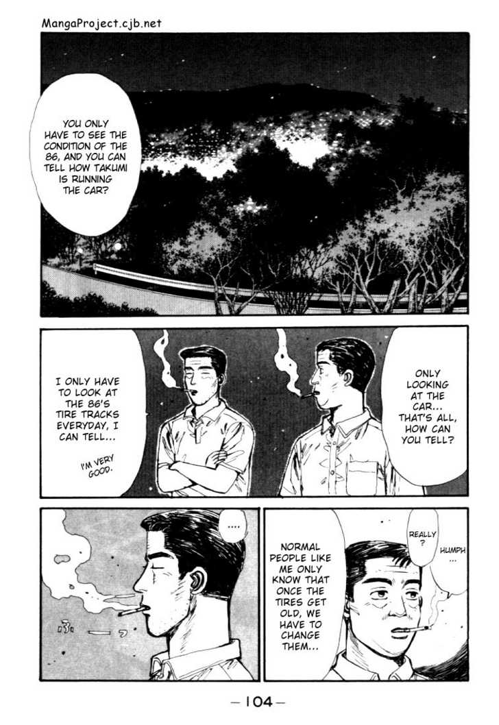 Initial D 38 Page 2