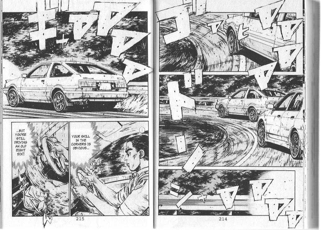 Initial D 87 Page 2