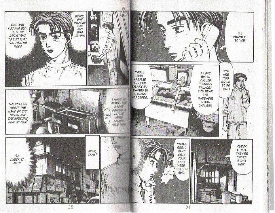 Initial D 100 Page 2