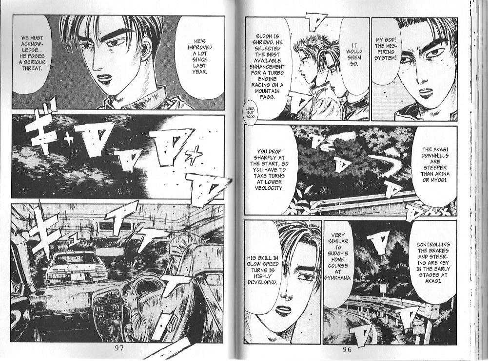 Initial D 103 Page 3