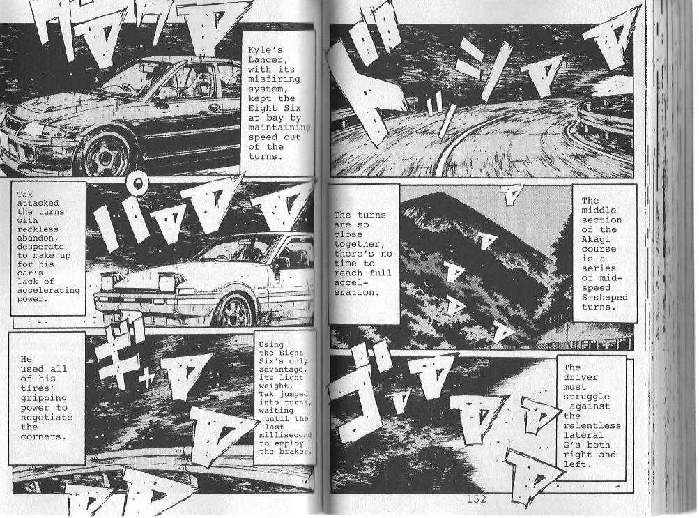 Initial D 106 Page 2