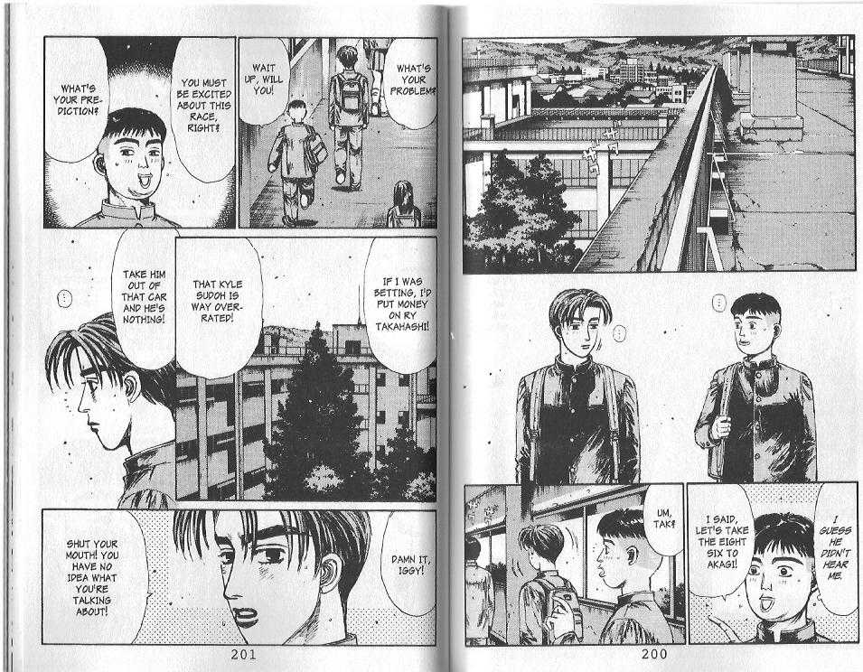 Initial D 109 Page 2