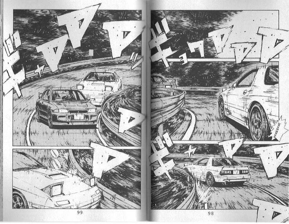 Initial D 115 Page 2