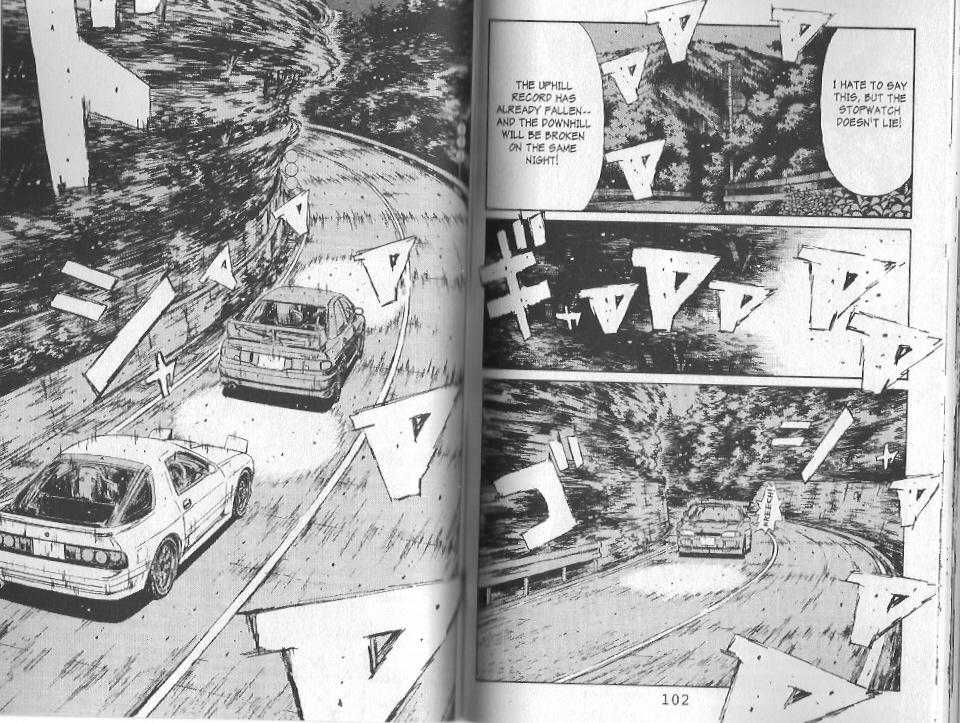 Initial D 115 Page 4