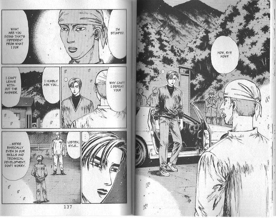 Initial D 117 Page 2