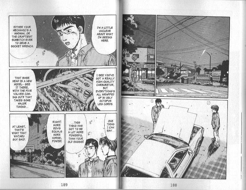 Initial D 132 Page 2