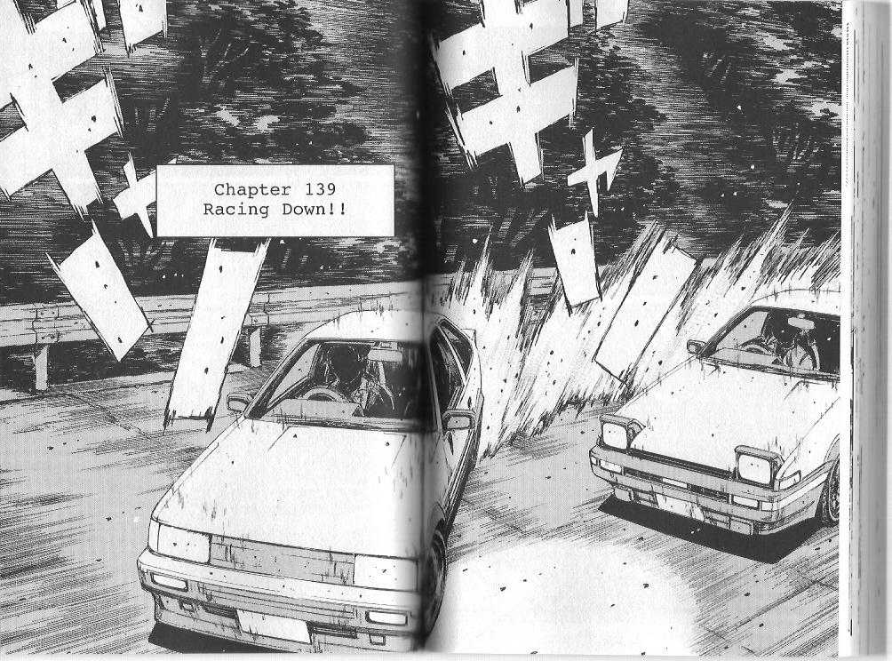 Initial D 139 Page 1