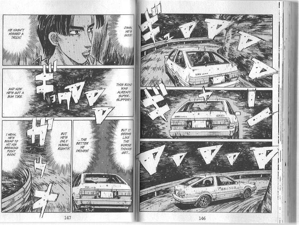 Initial D 141 Page 2