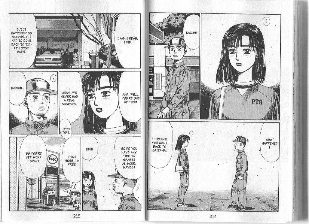 Initial D 145 Page 2