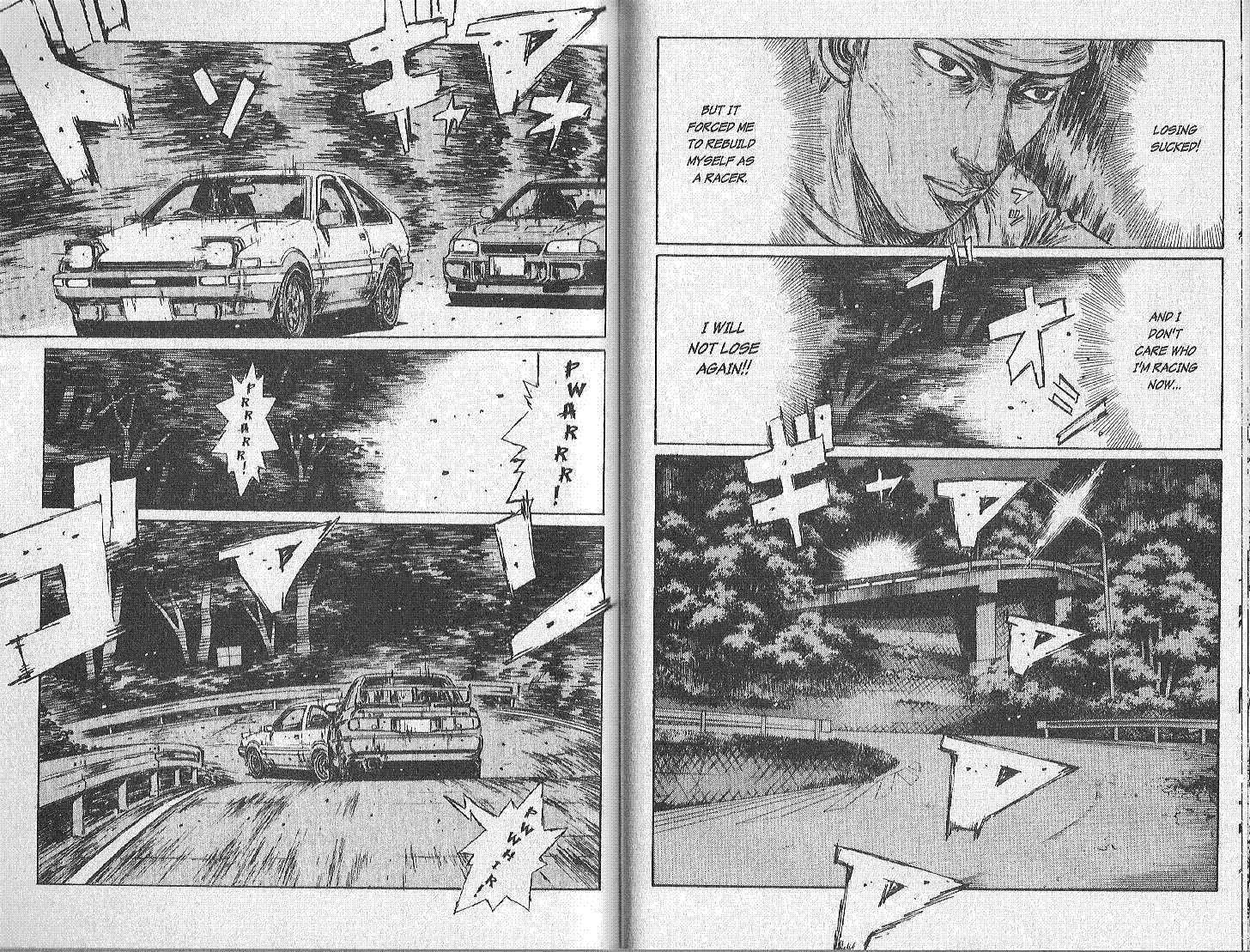 Initial D 153 Page 3