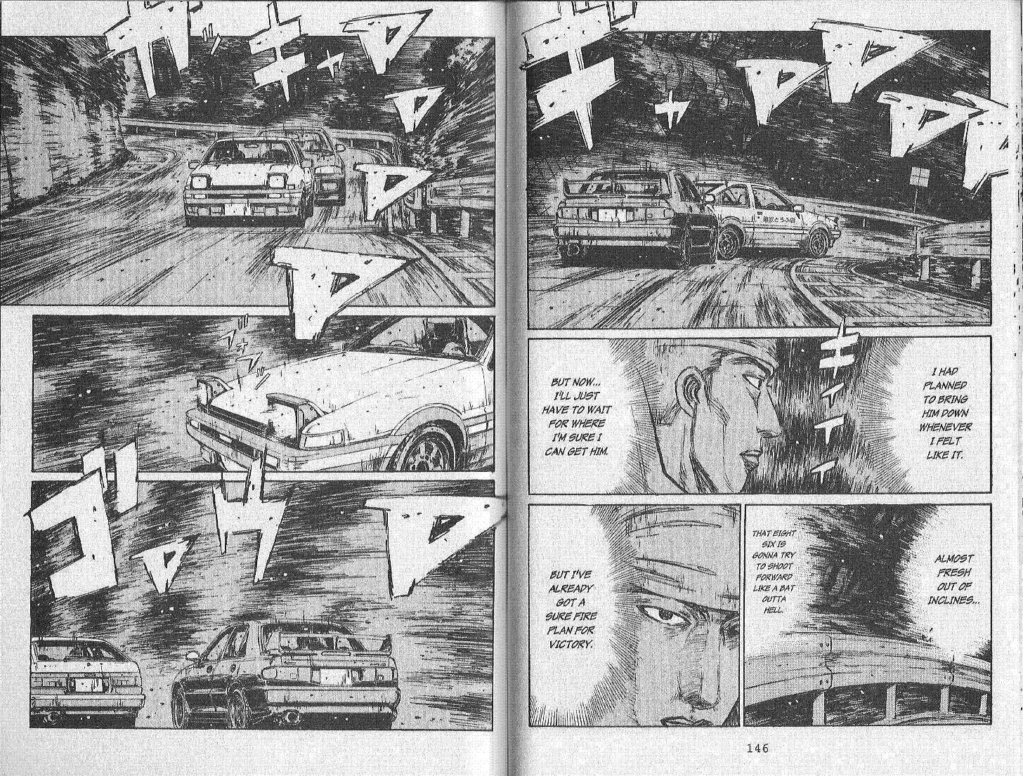 Initial D 154 Page 1