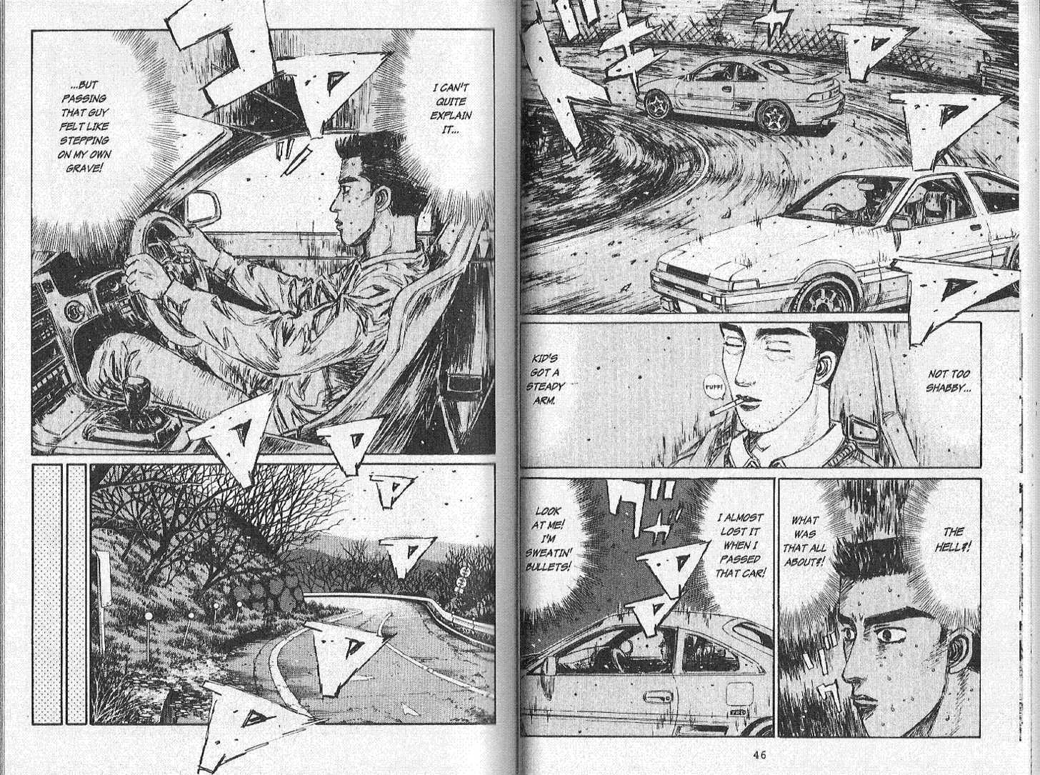 Initial D 161 Page 2