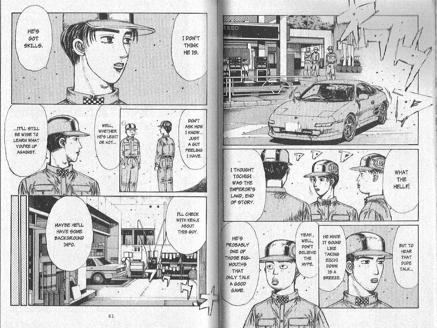 Initial D 162 Page 2