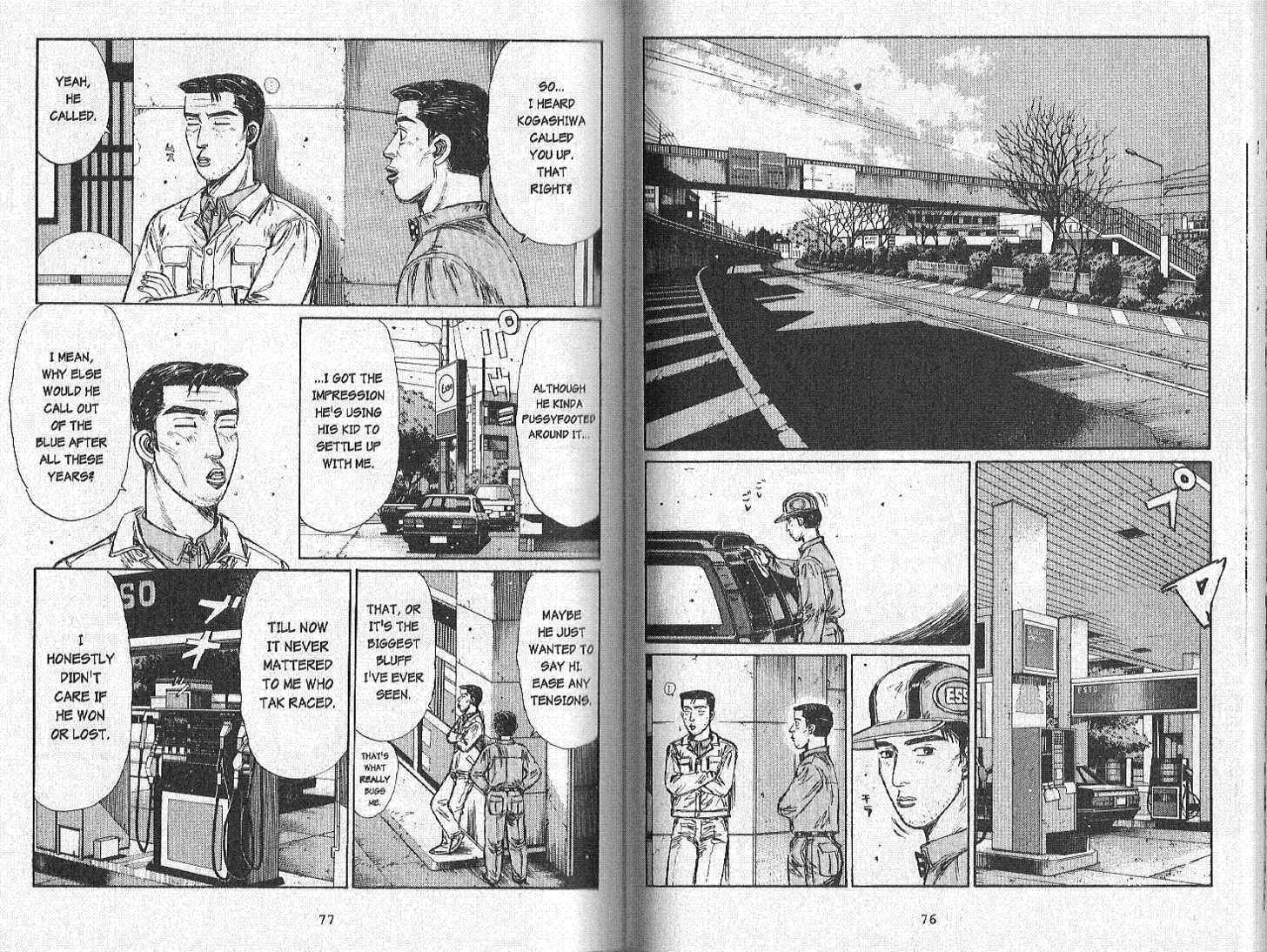 Initial D 163 Page 2