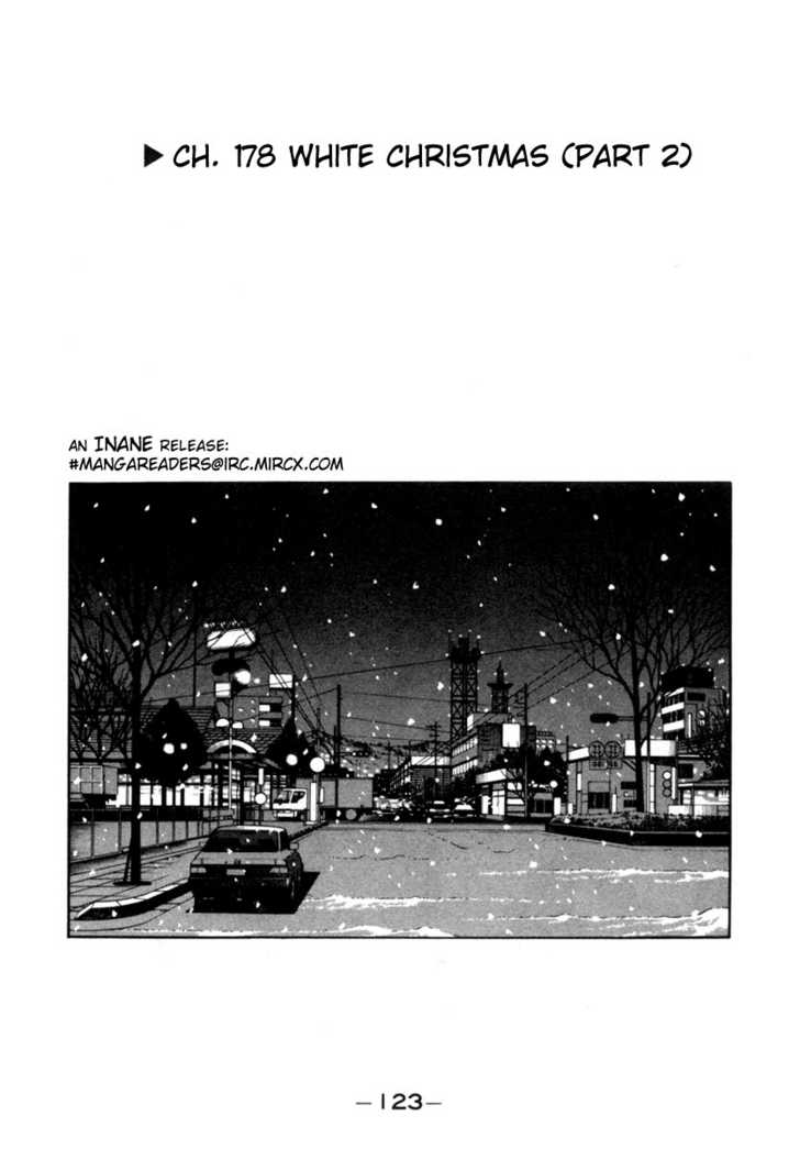 Initial D 178 Page 1