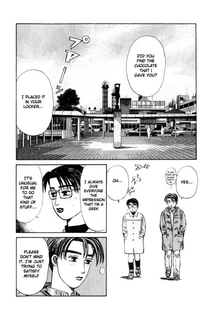 Initial D 187 Page 2