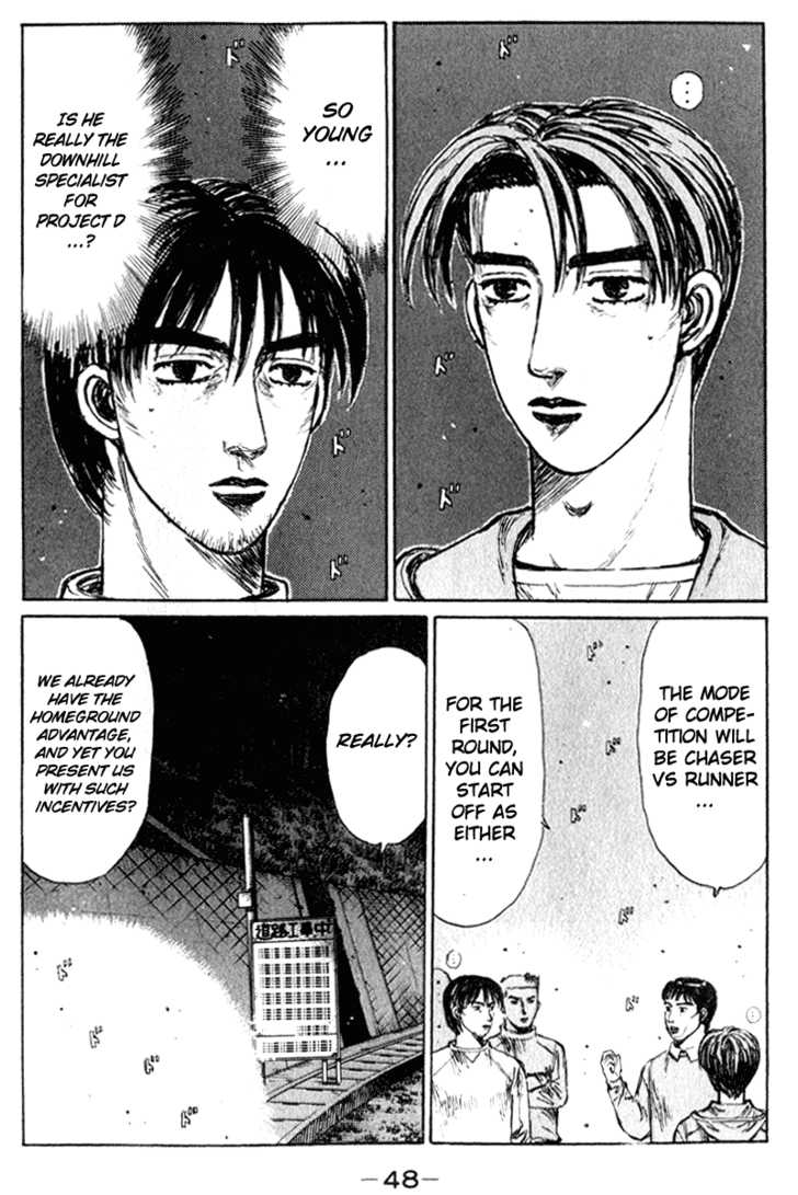 Initial D 216 Page 2