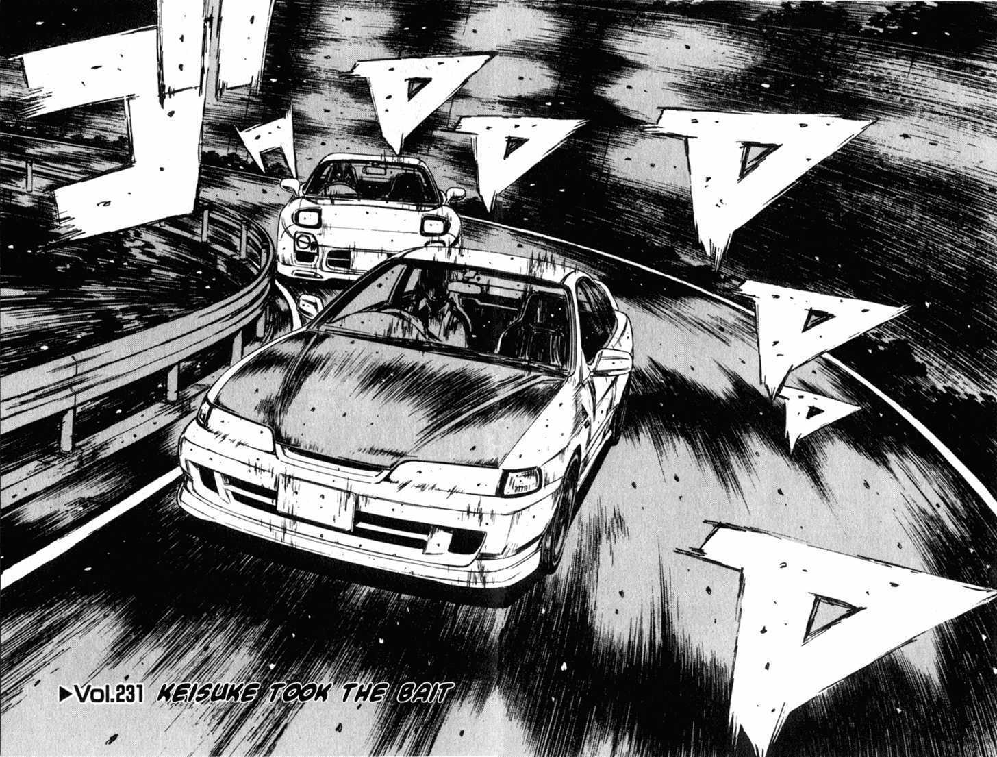 Initial D 231 Page 2
