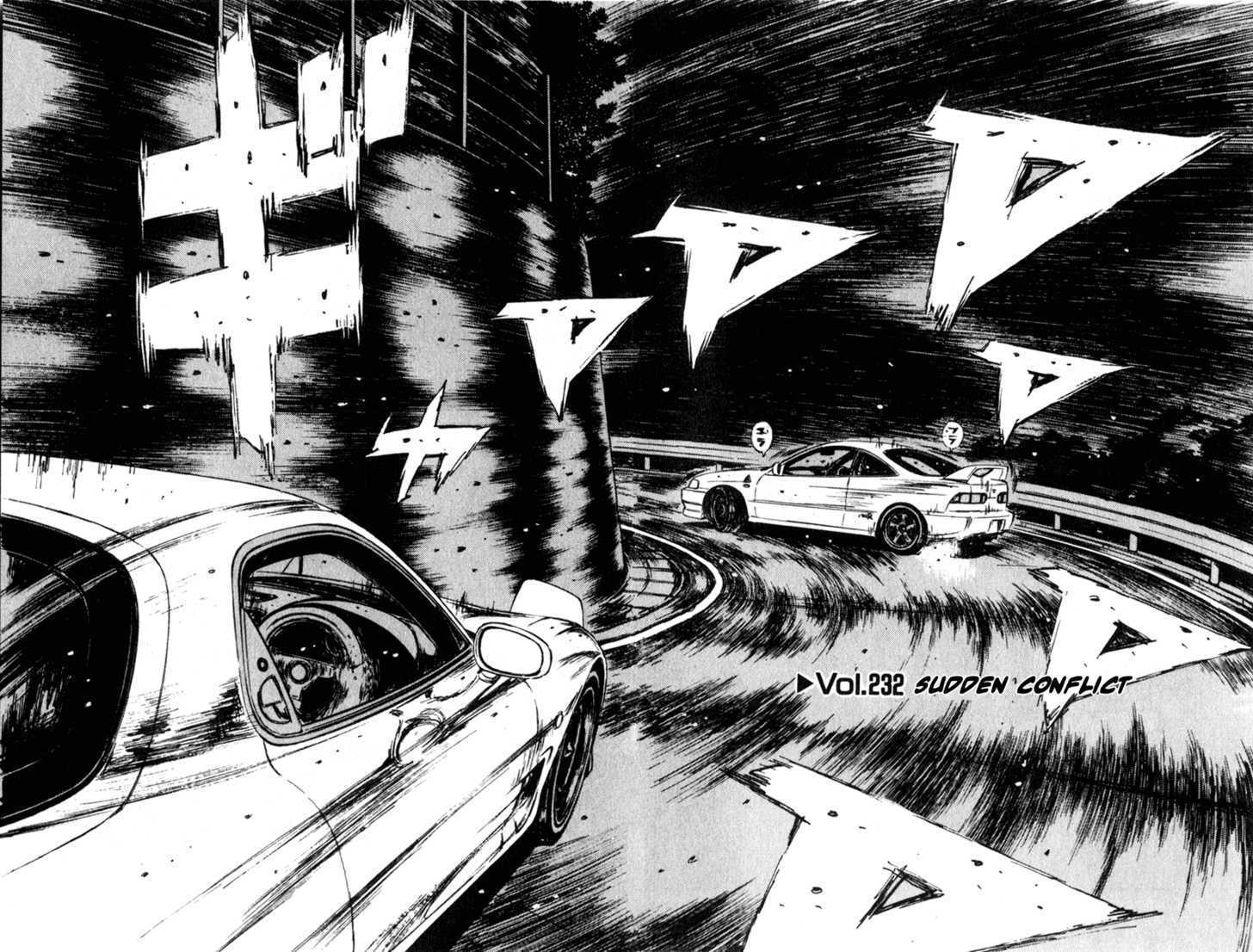 Initial D 232 Page 2