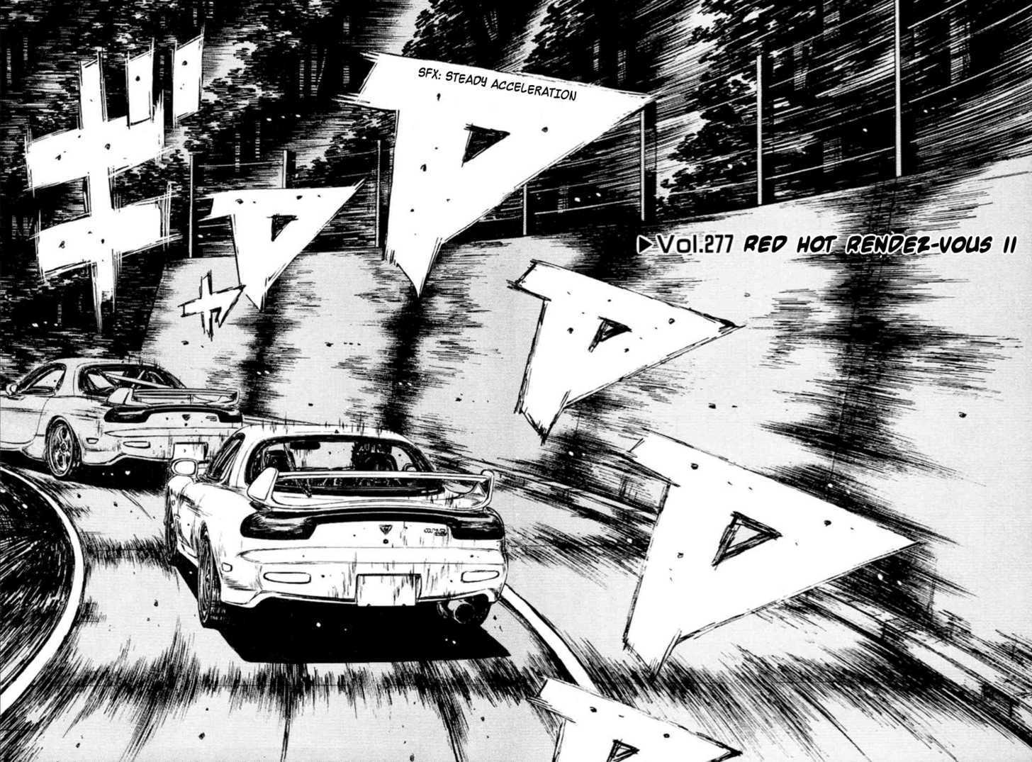 Initial D 277 Page 2