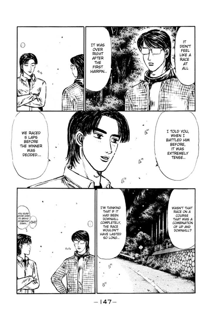 Initial D 284 Page 2